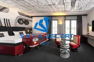 V8 Hotel Koln @MOTORWORLD, Ascend Hotel Collection Escort Cologn